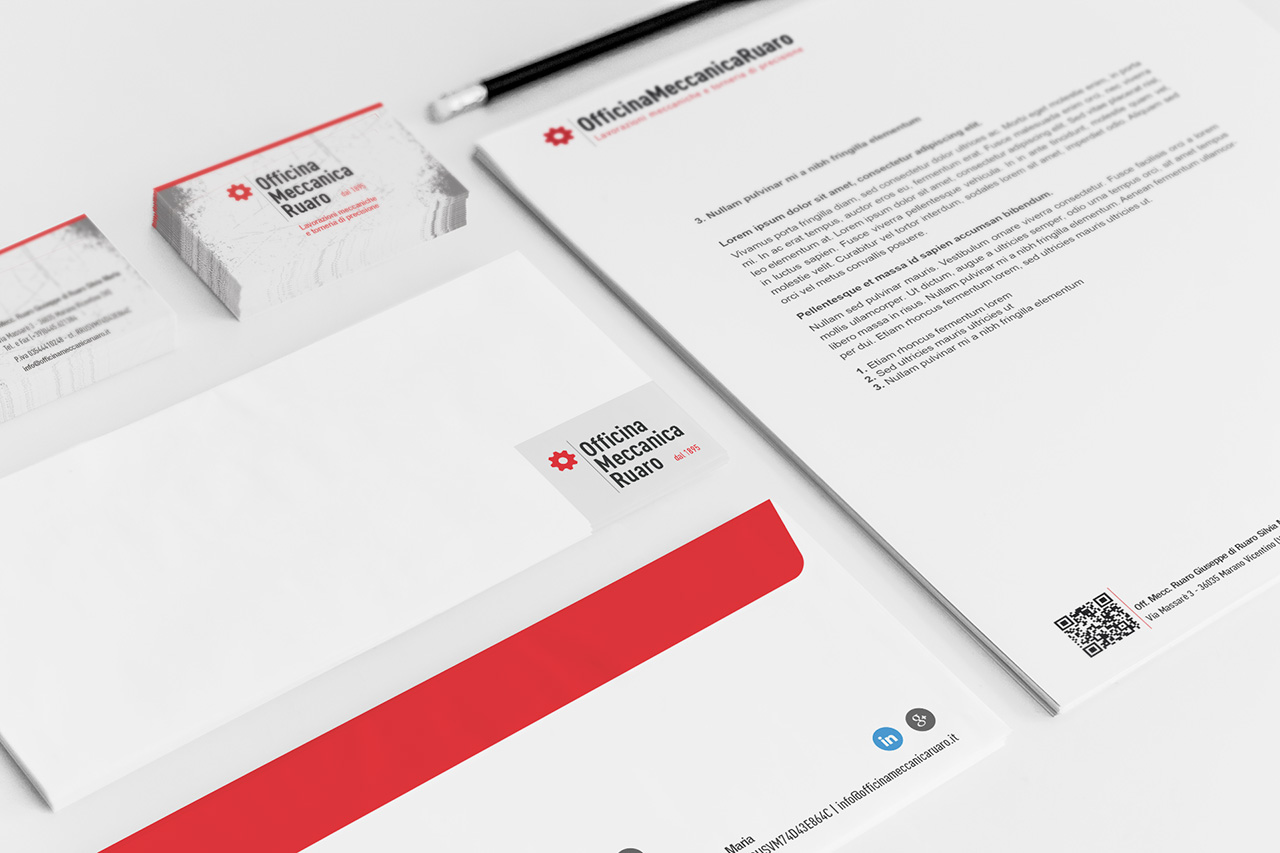 Corporate identity OMR