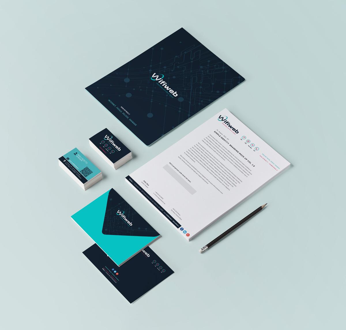 Wifiweb, nuovo corporate identity