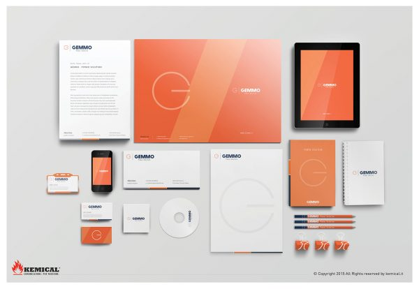 Corporate Identity Gemmo