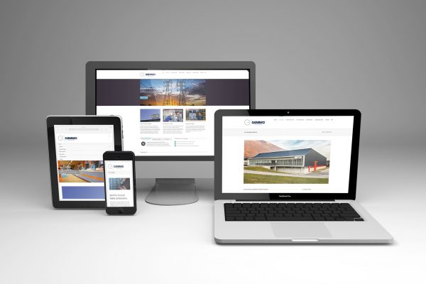 webdesign Gemmo