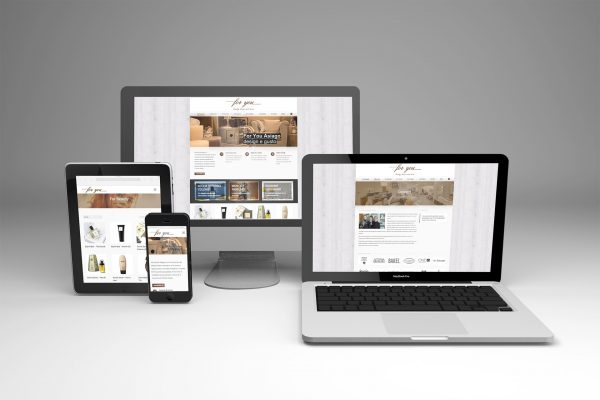 Nuovo webdesign per Foryou Asiago