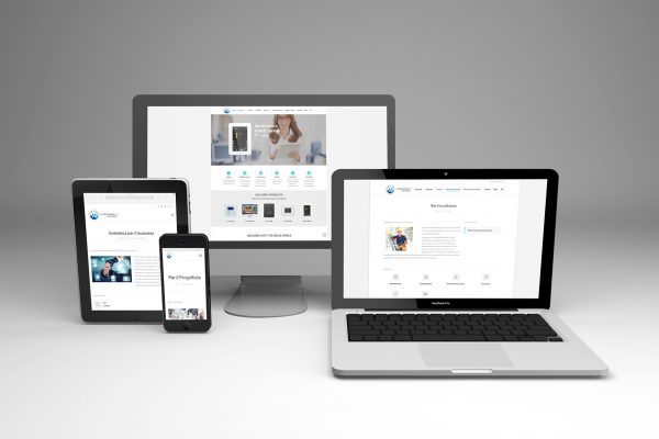 Nuovo webdesign Kblue