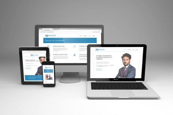 Nuovo webdesign Nicola Pellanda