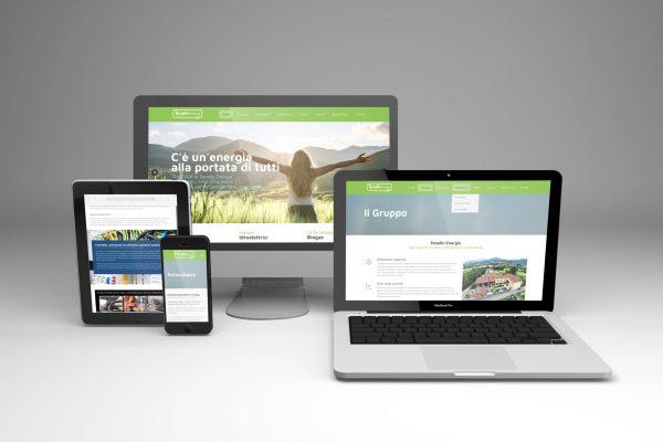 Nuovo webdesign Tonello Energie